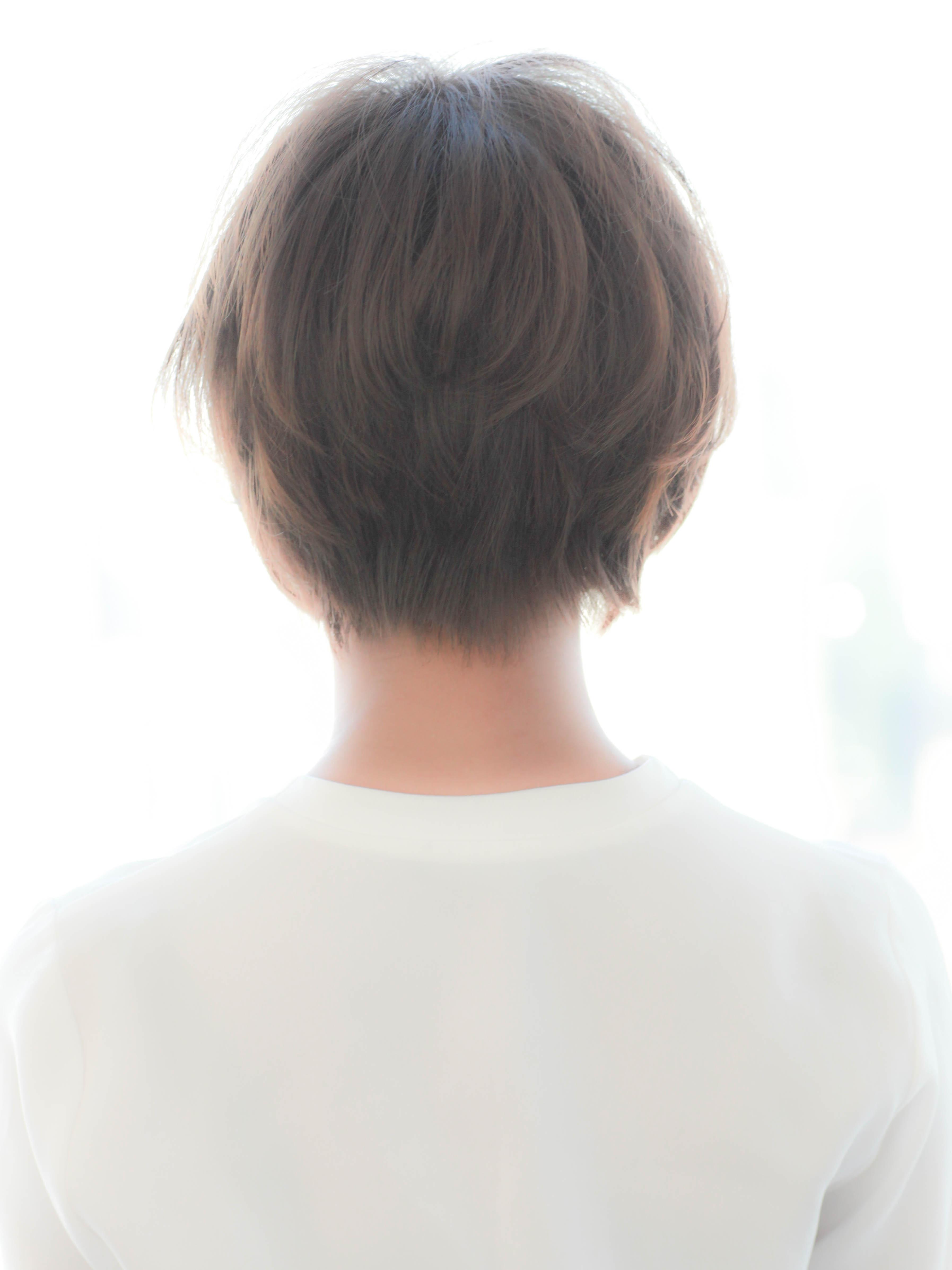 色気 髪型